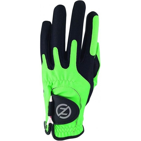 Zero Friction Performance Synthetic Glove MLH Universal One Size Lime